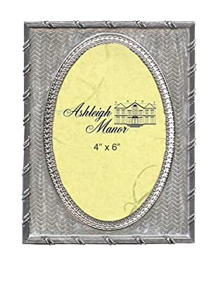 Ashleigh Manor Enameled Photo Frame