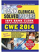 Bank Clerical Solved Papers For Ibps Clerk Exam (2014)