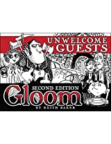 Gloom - Card Game - Unwelcome Guests - 2nd Edition (2014)