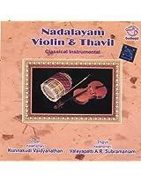 Nadalayam Violin & Thavil