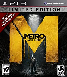 Metro Last Light Limited Edition (輸入版:北米) / Deep Silver(World)