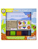 Bead Bazaar Garden Party Stamp Kit