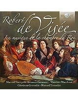 La Musique De La Chambre Du Roi Vol.3