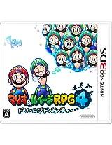Mario & Luigi Rpg4 Dream Adventure