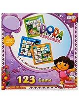 Funskool Dora Abc/123 Game