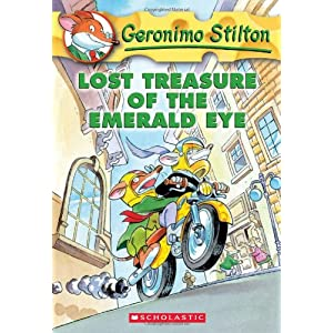 Lost Treasure of the Emerald Eye: 1: 01 (Geronimo Stilton)