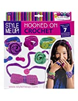 Style Me Up Hooked On Crochet, Multi Color
