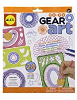 ALEX Toys Artist Studio Go Go Gear Art