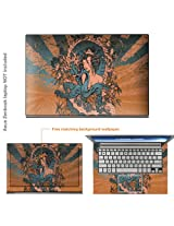 Matte Decal Skin Sticker (Matte finish) for ASUS UX31 & UX32 Series UX31E UX31A UX32A and UX32VD (Notes: view IDENTIFY image for correct model) with 13.3 screen case cover MAT_Zenbook_UX31-233