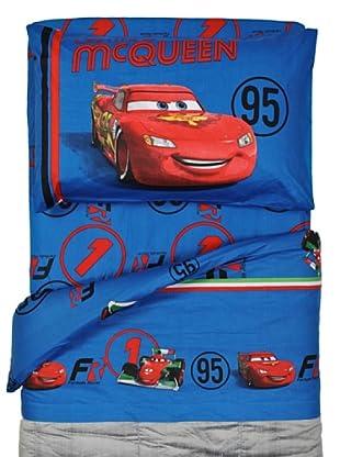 Disney Betttuch und Kissenbezug Cars