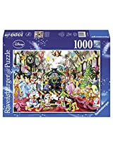 Ravensburger Disney Christmas Jigsaw Puzzle (1000 Piece)
