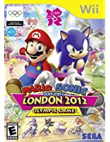 Mario and Sonic at the London 2012 Olympic Games (Nintendo Wii) (NTSC)