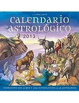 Calendario astrologico 2013 / 2013 Astrological Calendar