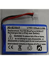 Ultralast Rechargeable Replacement Battery for VXI Blue Parrott 052030 502030 fits BlueParrott B250-XT Wireless Bluetooth Headset Roadwarrior Blue-Parrot PL602030