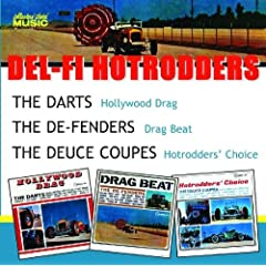Del-Fi Hotrodders-Hollywood Drag/Drag