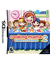 Cooking Mama 2 (Nintendo DS) (NTSC)