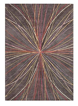 Mili Designs NYC Radiate Rug, 5' x 8'