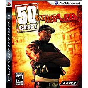 50 Cent Blood on The Sand - Playstation 3
