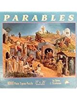 Parables ~ 1000 Piece Puzzle ~ Artwork By James C. Christensen By Suns Out Inc.