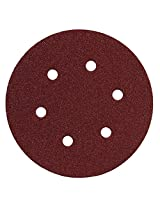 Velcro sanding disc Dia125mm - P 120 for Sander/Polisher (25)
