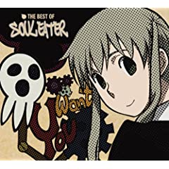 THE BEST OF SOUL EATER(DVD�t)