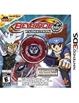 Rising Star Beyblade: Evolution Collector's Edition with Wing Pegasus (Nintendo 3DS)