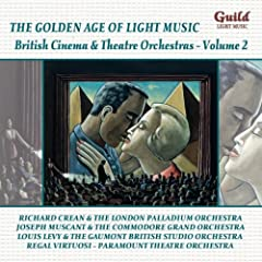 British Cinema &amp; Theatre Orchestras-Vol. 2