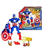 "Hasbro Year 2015 Marvel Super Hero Mashers ""Upgrade Your Mash-Up"" Series 6 Inch Tall Action Figure -"