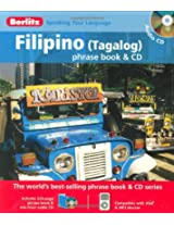 Filipino Berlitz Phrase Book and CD (Berlitz Phrase Book & CD)