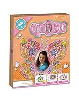 Faber-Castell - Opti Art Butterfly Frame - Premium Kids Crafts