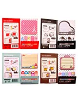 Stick & BigMemo Set of post it Notes and Sticky Notes Pack of 4