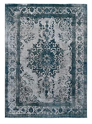 Kalaty One-of-a-Kind Pak Vintage Rug, Gray/Blue, 8' x 11' 2