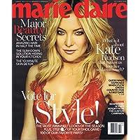Marie Claire October 2016 小さい表紙画像