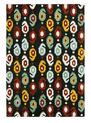 Safavieh Hand-Tufted Wool Ikat Rug