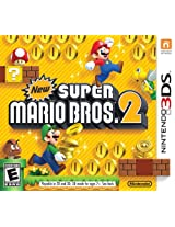New Super Mario Bros. 2 (Nintendo 3DS) (NTSC)