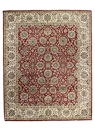 Bashian Hand Knotted Sultanpur Rug, Red, 8' 2