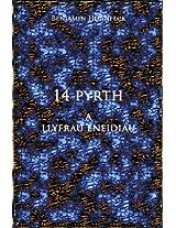 14 pyrth a llyfrau eneidiau (Welsh Edition)