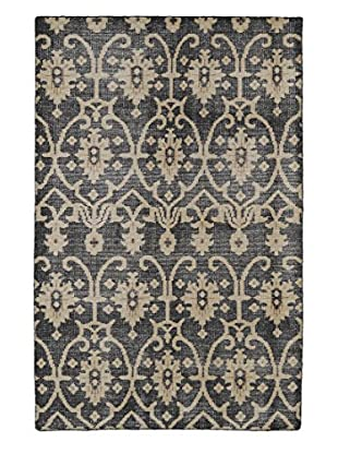 Kaleen Rugs Restoration Hand-Knotted Area Rug