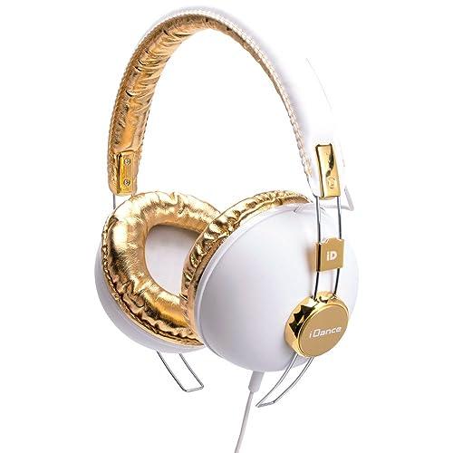 フックアップ iDance HIPSTER WHITEの写真01。おしゃれなヘッドホンをおすすめ-HEADMAN(ヘッドマン)-
