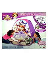 Disneys Sofia the First Camp N Play Tent