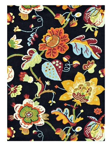 Loloi Rugs Aris Collection Rug (Black)