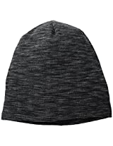 D&Y Women's Marled Knit Long Beanie