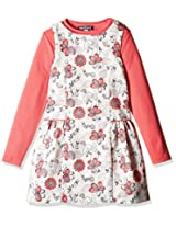 Nauti Nati Girls' Casual Dress