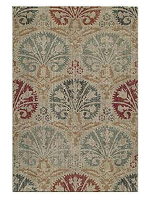 Momeni Vista Collection Rug (Beige)