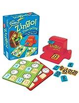 Think Fun Zingo Time Telling Board Game, Multi Color