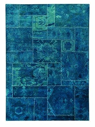 MAT Vintage Sarangi Rug (Turquoise)