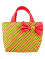 Anges Bags Women's Handbag (Green)