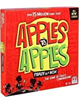 Apples To Apples Party I N A Box All New Cards By Mattel