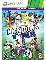 Nicktoons MLB - Xbox 360
