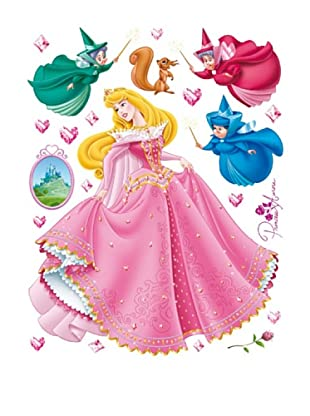 Pegatinas Decoración Aurora Princesas 45 x 65